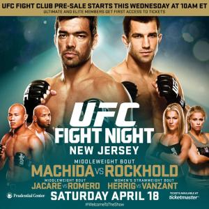 poster ufc on fox 15