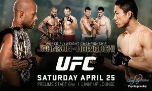 UFC186