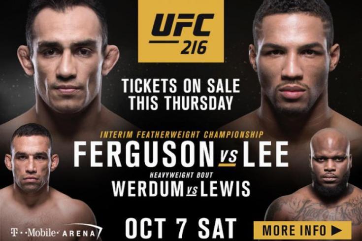 UFC216